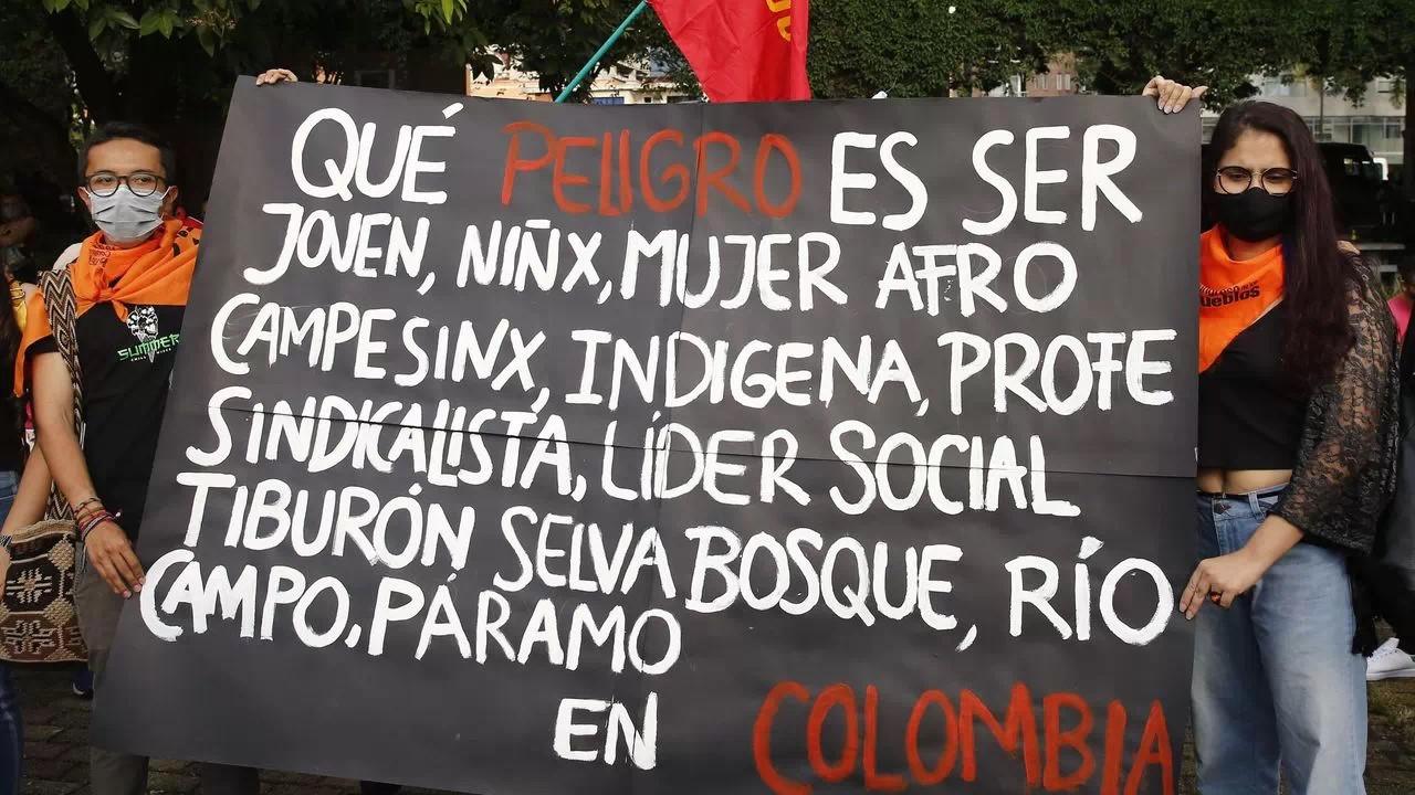 Colombia, una historia sangrienta que se repite en 2021 Por Boris Rojas | Rebelión, España