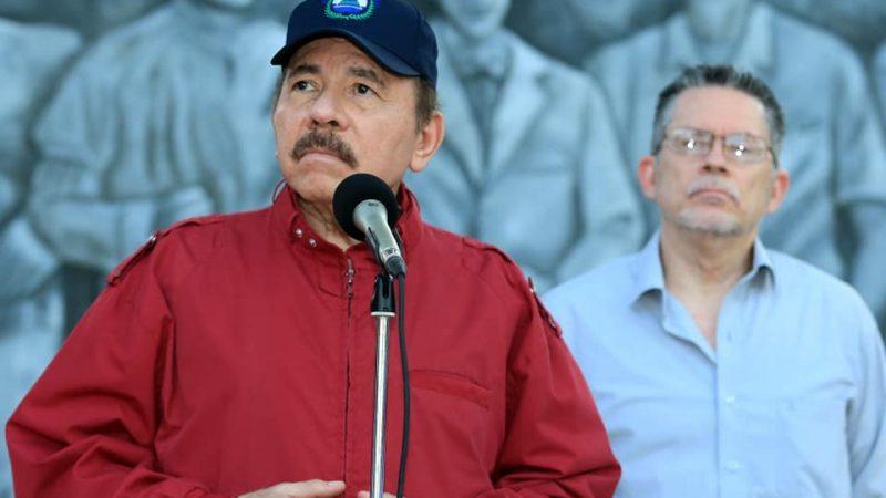 «No hay ni habrá un paso atrás» Managua. Radio La Primerísima