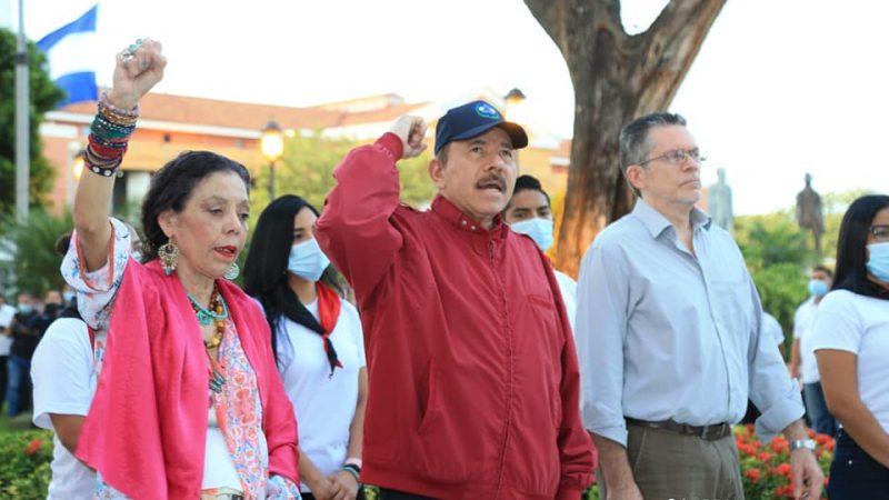 «El imperio yanqui es una maldición para la humanidad» Managua. Radio La Primerísima