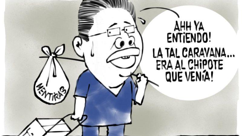 Dictan 90 días de prisión para Mendoza y Flores Managua. Radio La Primerísima