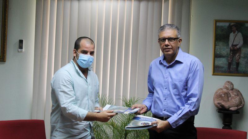 ENACAL ampliará la red de alcantarillado en León Managua. Radio La Primerísima