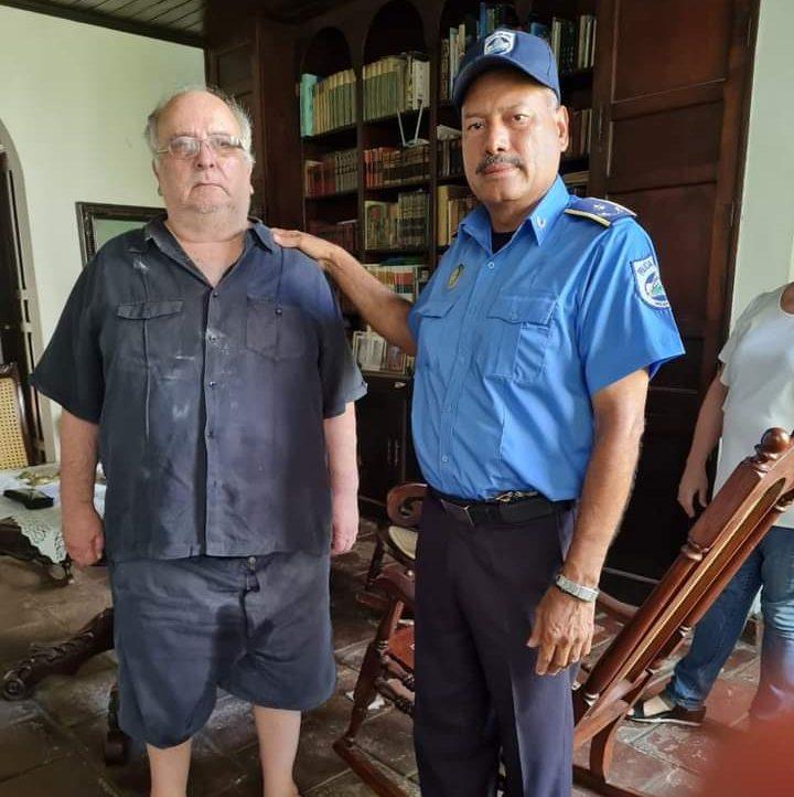 Ordenan 90 días de prisión para José Pallais y Violeta Granera Managua. Radio La Primerísima