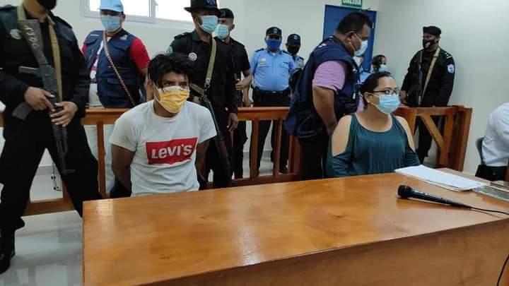 Prisión perpetua para asesino de mujer y su hijo Managua. Radio La Primerisima