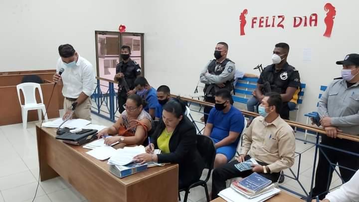 Declaran culpable a sujeto que estranguló a hombre en Bluefields Managua. Radio La Primerísima