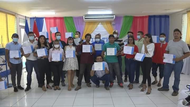 Inatec certifica a jóvenes en Ocotal Managua. Radio La Primerísima