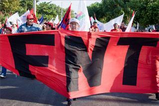 FNT rechaza acciones injerencistas hacia Nicaragua Managua. Danielka Ruiz/ La Primerísima