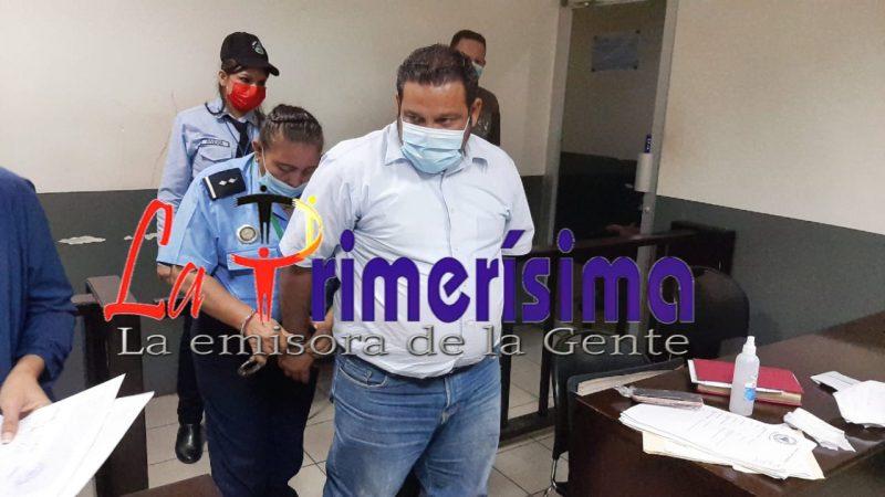 Hombre es detenido por no pagar la pensión alimenticia Managua. Jerson Dumas/ Radio La Primerísima