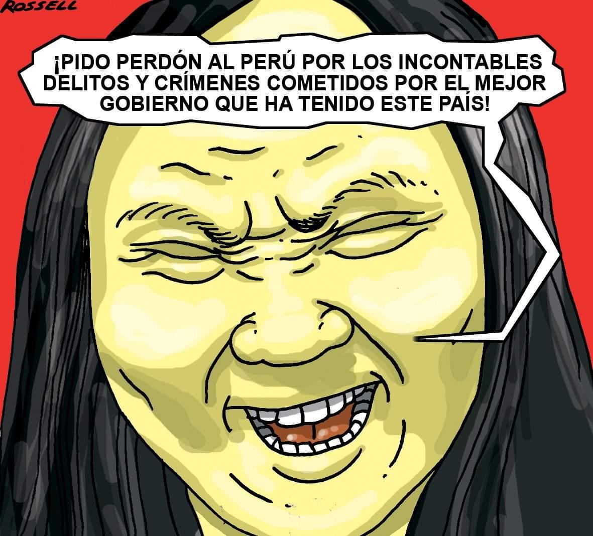 El legado criminal de Keiko Fujimori Misión Verdad, Venezuela