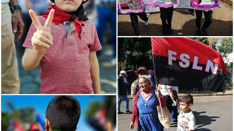Solidaridad con el pueblo nicaragüense, tan vigente como siempre Por Chuck Kaufman | NicaNotes