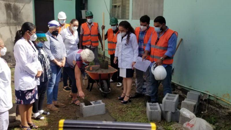 Consulta Externa Oncológica del hospital Solidaridad lista en 2022 Managua. Danielka Ruiz/ La Primerísima