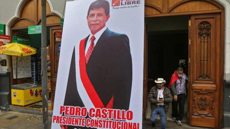 Desde Perú, un maestro rural sacude el tablero político latinoamericano Diario Página/12, Argentina
