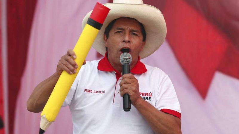 Pedro Castillo y la crisis transversal de Perú Misión Verdad, Venezuela