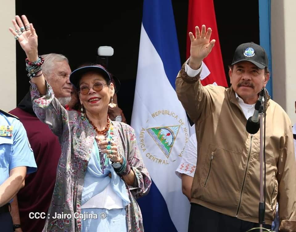 ¡Nadie está por encima de la ley! Por Rosario Murillo Zambrana, Vicepresidenta de Nicaragua