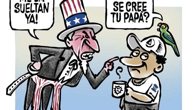 Nicaragua impide que EEUU compre el proceso electoral Por Rita Jill Clark-Gollub* | NicaNotes / Tortilla con Sal. Traducción de Camilo Mejía