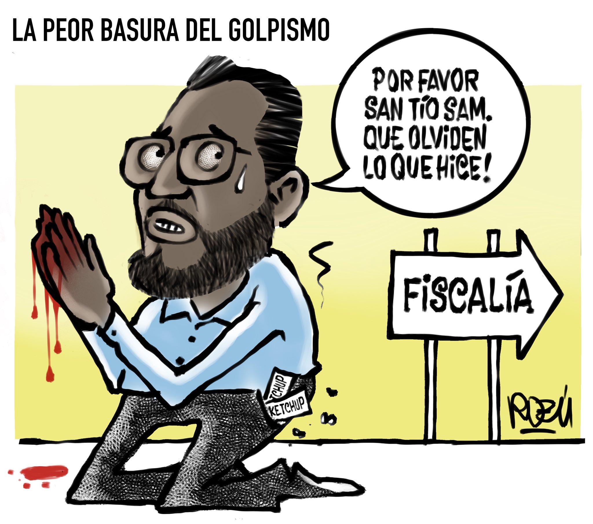 Detienen a Félix Maradiaga por actos que atentan contra el país Managua. Radio La Primerisima