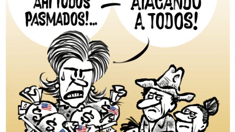 """Amplían a 10 años período para investigar cuentas de la """"lavandería"""" Chamorro Managua. Por Jerson Dumas, Radio La Primerísima."""