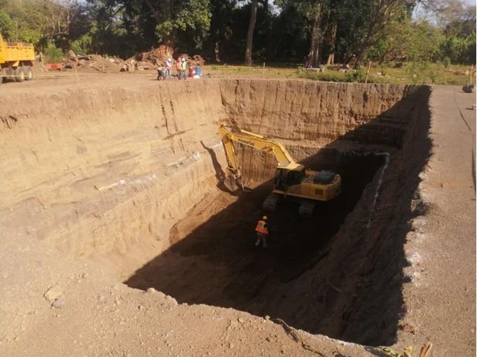 Construyen sistema de alcantarillado sanitario en Moyogalpa Managua. Radio La Primerísima