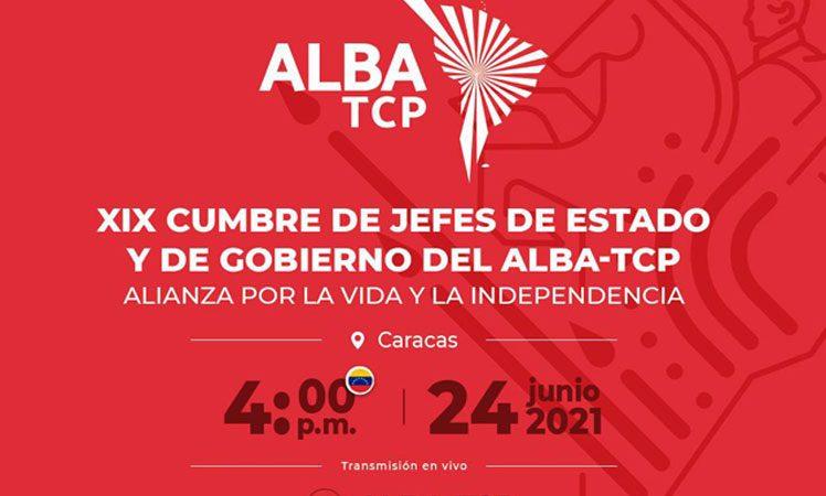 ALBA-TCP confirma cumbre de jefes de Estado y Gobierno Caracas. Prensa Latina
