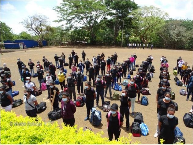 Más de mil jóvenes aspiran a convertirse en policías