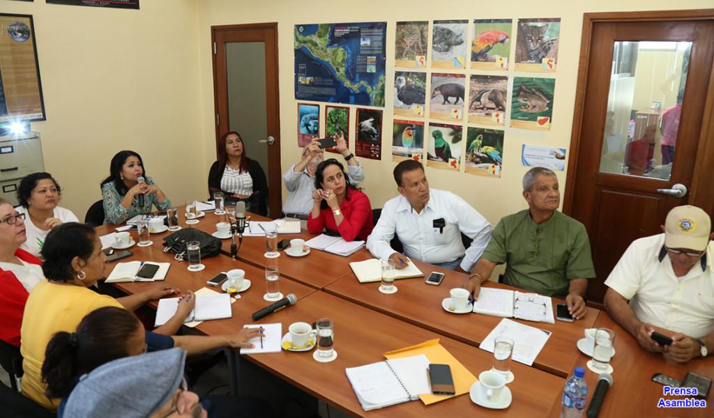 Comisión parlamentaria celebra encuentro por Día del Medio Ambiente Managua. Radio La Primerísima