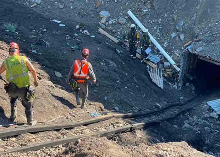 Finalizan rescate de los cuerpos de mineros atrapados en México Televisa