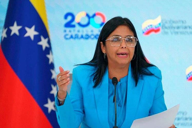 Venezuela denuncia bloqueo de pagos para vacunas Caracas. Prensa Latina