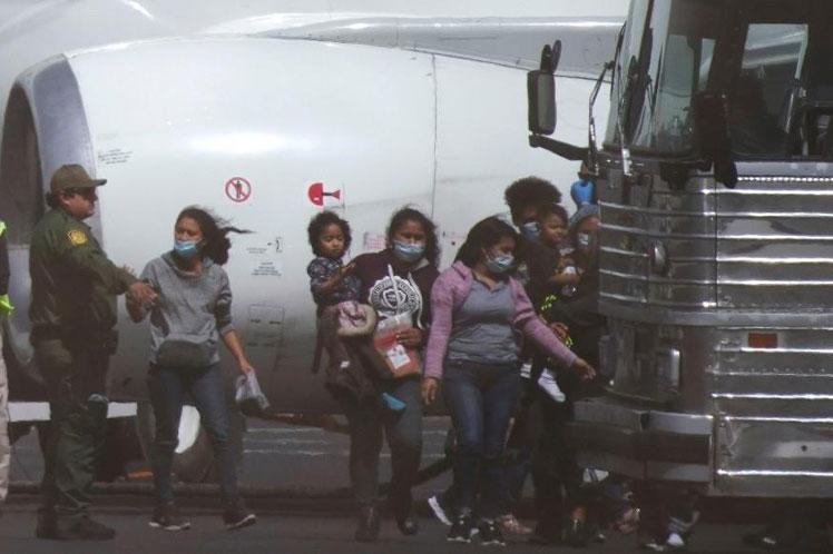 Biden más agresivo que Trump en deportaciones de mexicanos Ciudad México. Prensa Latina