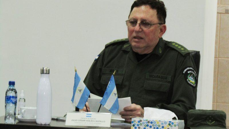 Militares ratifican lucha contra narcotráfico Managua. Radio La Primerísima