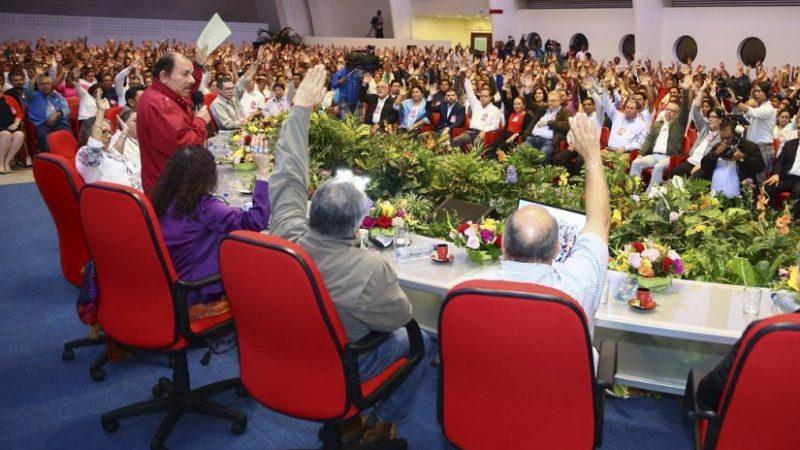 FSLN prepara Congreso para lanzar sus candidatos Danielka Ruiz. Radio La Primerísima