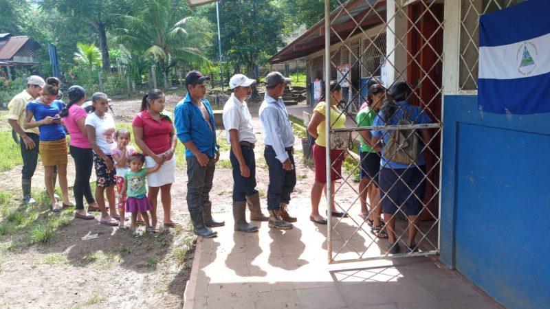 Casi tres millones de nicaragüenses se verificaron Danielka Ruiz. Radio La Primerísima