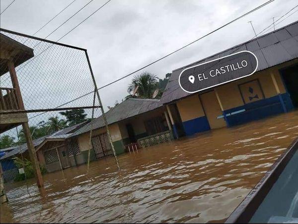 149 viviendas anegadas, un fallecido y un desaparecido dejan lluvias y fuertes vientos Managua. Radio La Primerísima