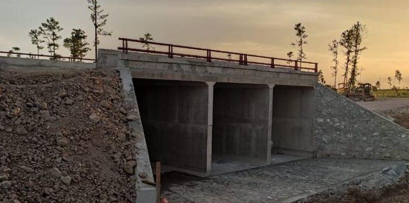 Listas nuevas cajas puentes en tramo Alamikamba–Prinzapolka Managua. Radio La Primerísima