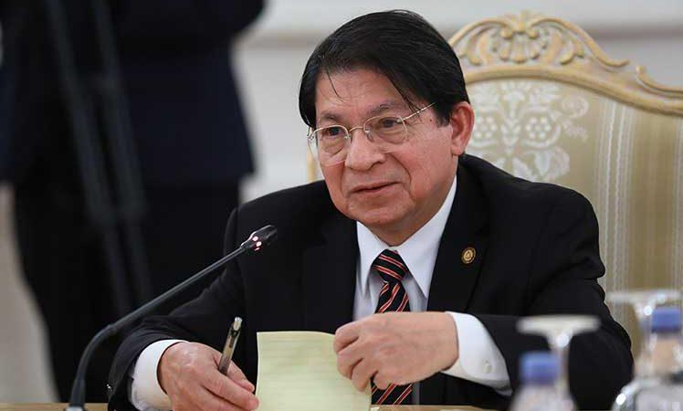FSLN sigue lucha del General Sandino Moscú. Prensa Latina