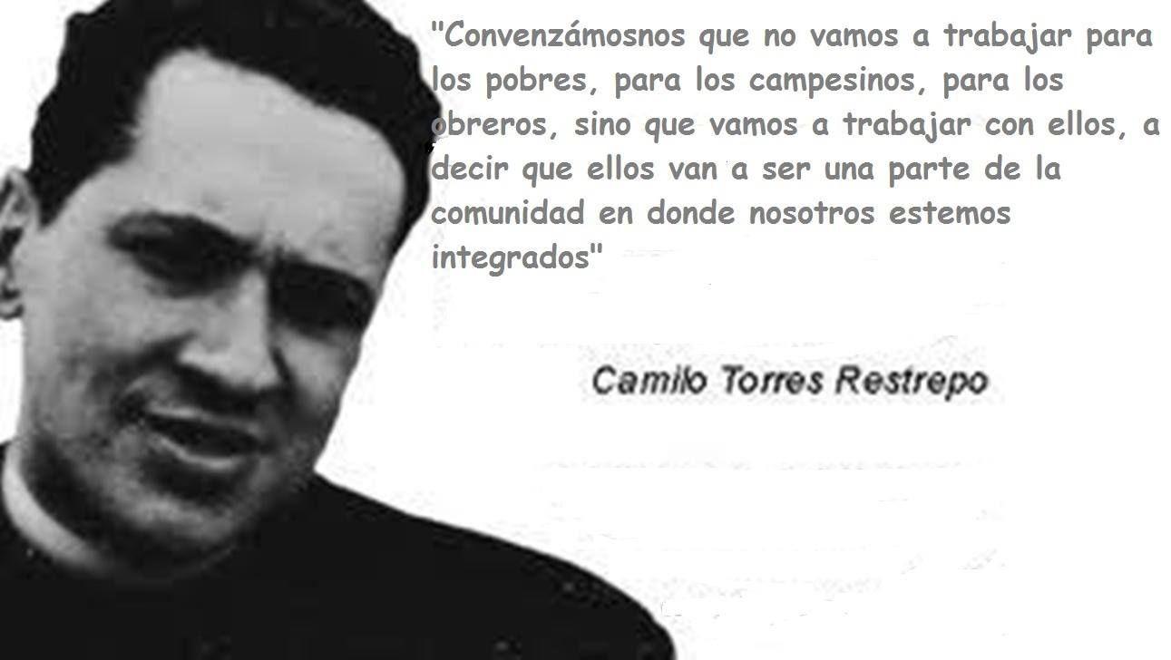 La violencia y los cambios sociales Por Camilo Torres Restrepo | La Tizza (*), Cuba