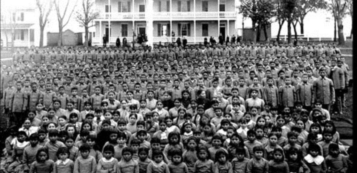 La triste historia de los internados infantiles en Canadá Por Robin Philpot | Global Research, Canad