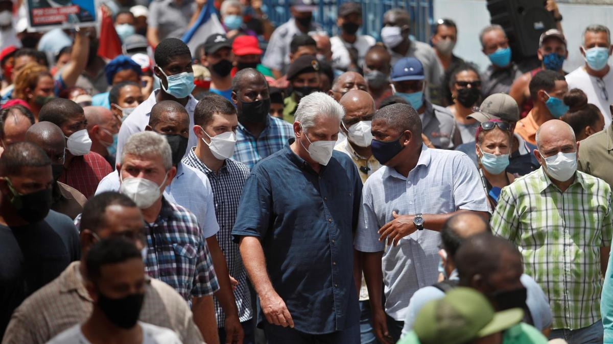 Cuba enfrenta la campaña mediática contrarrevolucionaria Por Karima Oliva Bello   Diario Granma, Cuba