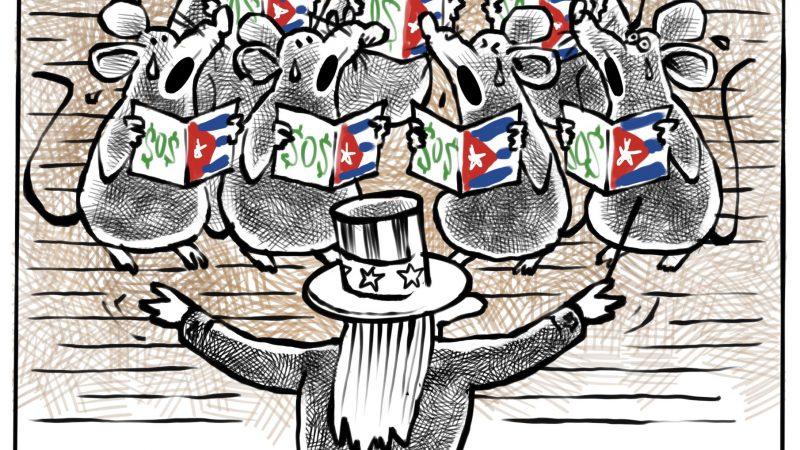 La demencia imperial contra Cuba Por Edgar P. Galo