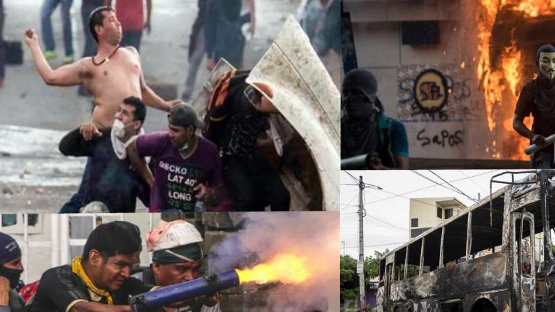 Nicaragua y el golpe blando Por Pablo Jofré Leal | segundopaso.es
