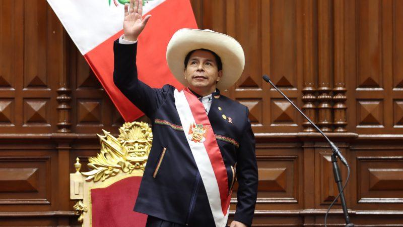 «El orgullo y el dolor del Perú profundo corren por mis venas» Por José Pedro Castillo Terrones, Presidente del Perú