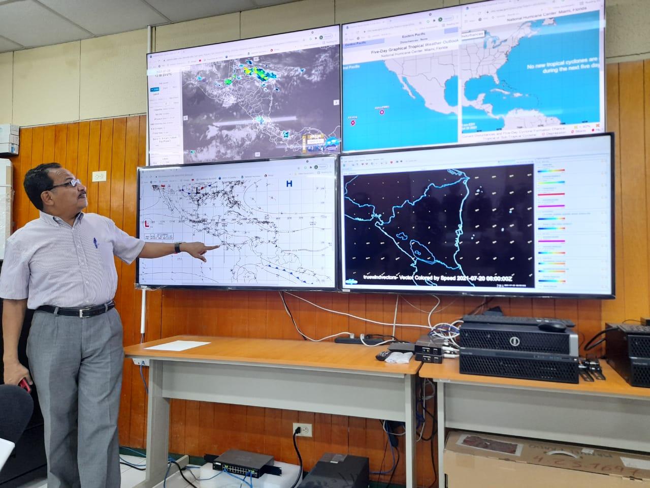 Prevén incremento de oleajes en el Caribe Managua. Ingrid Canda/Radio La Primerísima