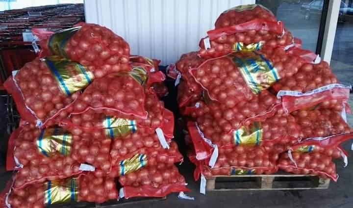 Mayoristas están importando cebolla desde varios países Managua. Jaime Mejía/Radio La Primerísima