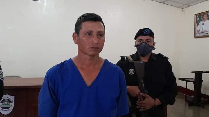 Asesino de vigilante puesto a la orden del juez Managua. Por Jerson Dumas/Radio La Primerísima