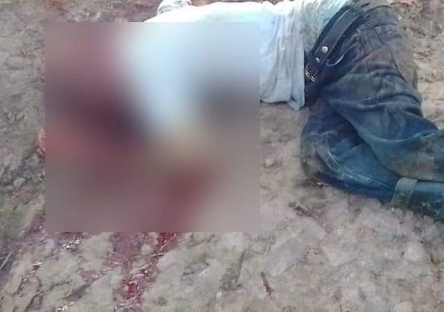 Matan a anciano dejándole caer una piedra en la cabeza Managua. Radio La Primerísima