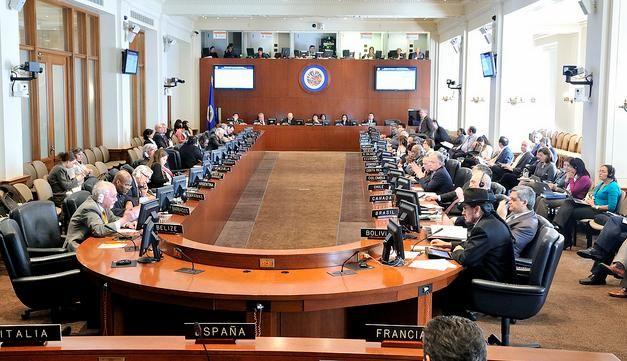 Pleno rechazo a convocatoria de OEA para abordar tema de Cuba Managua. Radio La Primerísima