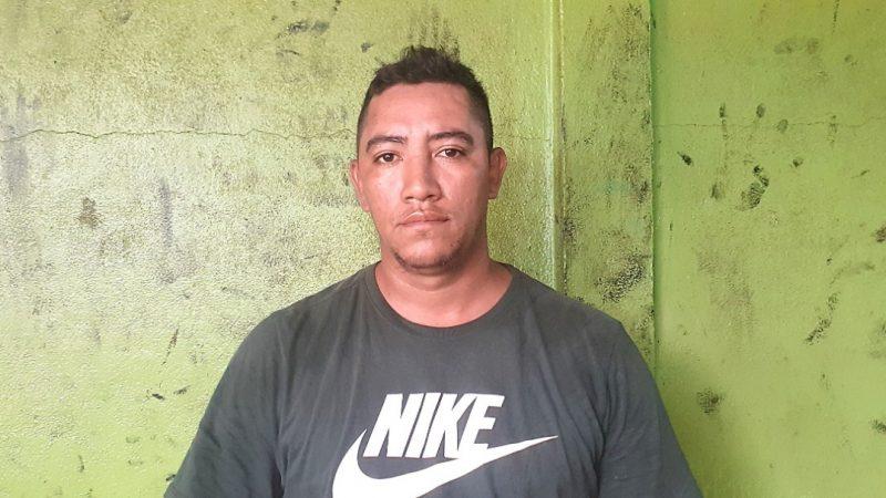 Ante juez sujeto que mató a campesino en Bonanza Managua. Radio La Primerísima