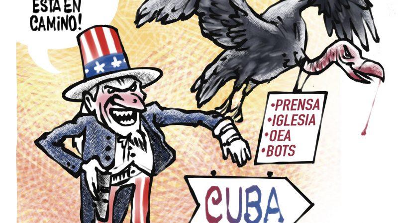 Cuba forja la unidad nuestroamericana Por Glenn Sambola