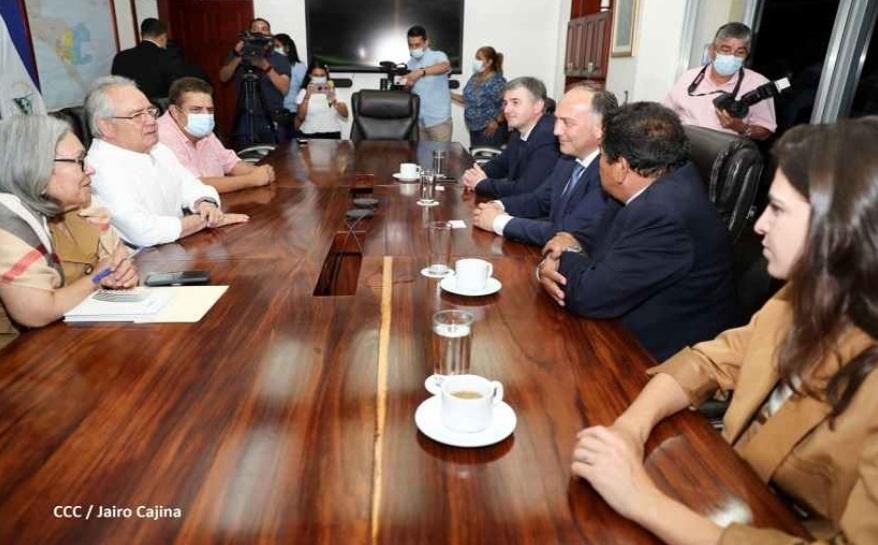 Nicaragua y Abjasia ratifican fortalecimiento de relaciones bilaterales Managua. Radio La Primerísima