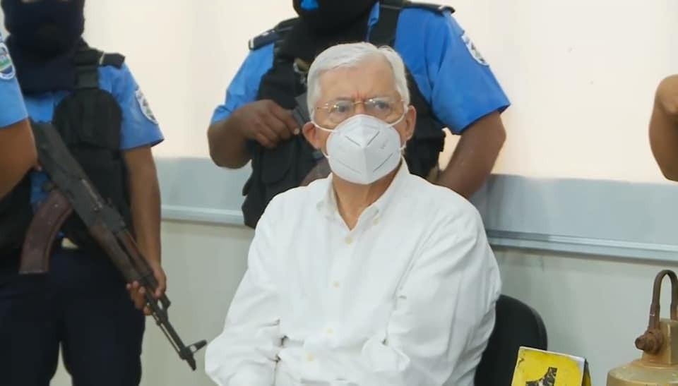 Dictan detención por 90 días a Francisco Aguirre Sacasa Managua. Radio La Primerísima
