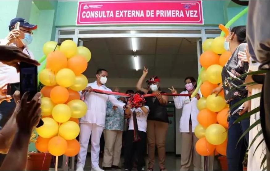Mejoran instalaciones del Centro de Oftalmología Managua. Radio La Primerísima