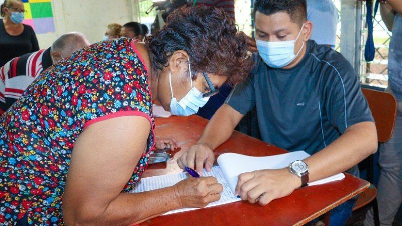 Concluye con éxito verificación ciudadana Managua. Radio La Primerísima
